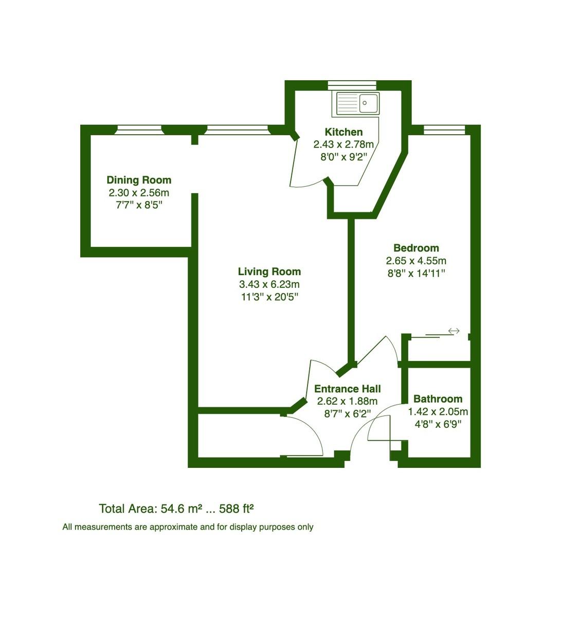 Southbourne Road floorplan