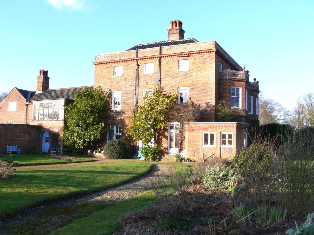 Ditchingham House,  Ditchingham,  Bungay,