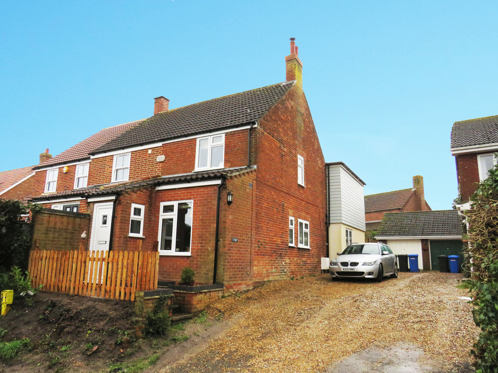 Mill Lane,  Barnby,  Beccles,