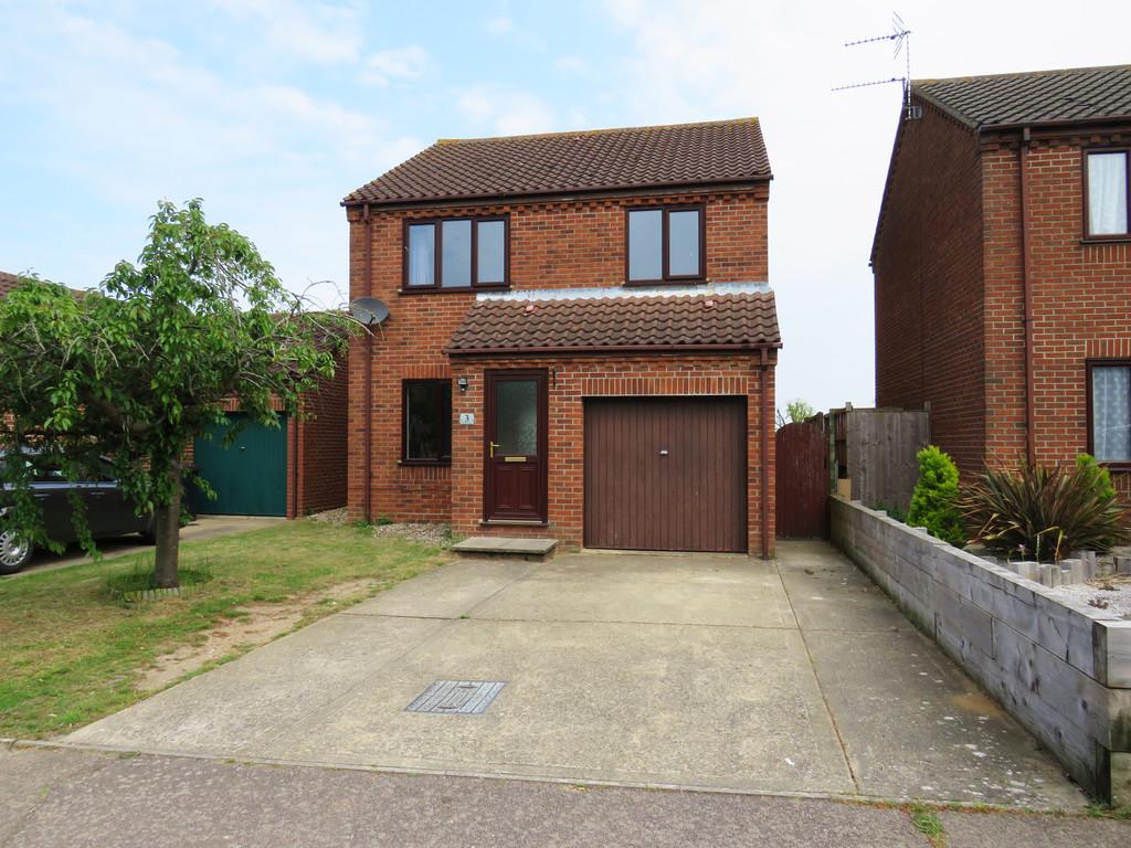 Hillrise Close,  Beccles,  Suffolk,