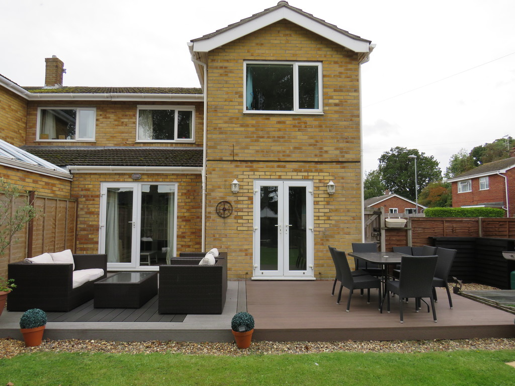 Pinewood Gardens,  North Cove,  Beccles,