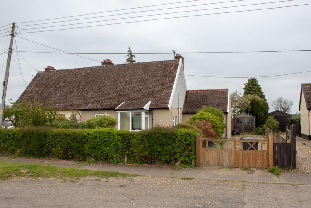 Vicarage Lane,  Mettingham,  Bungay,