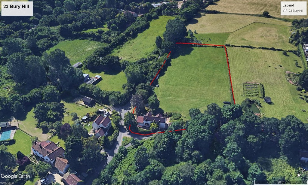 FOR SALE: Bury Hill, Winterbourne Down, BRISTOL