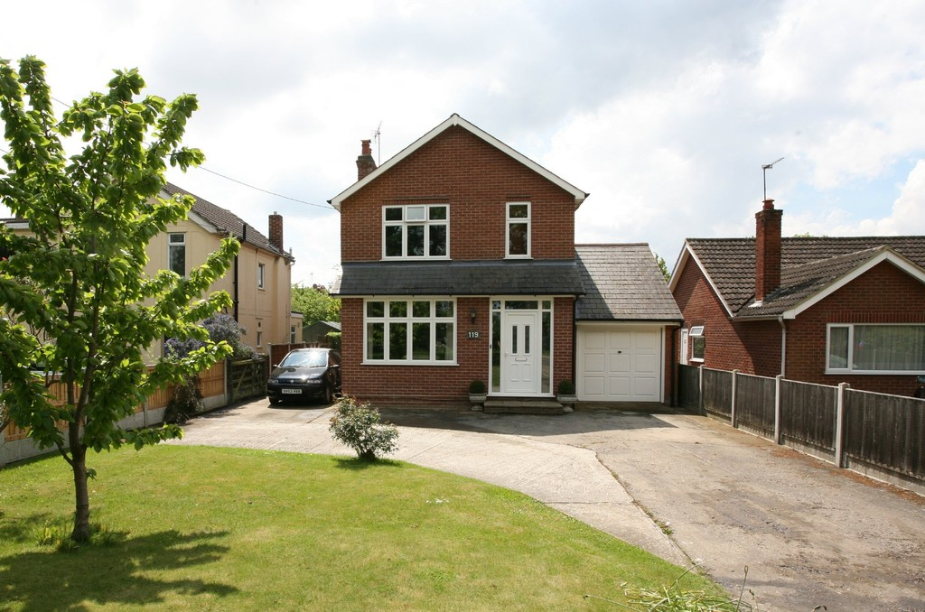 Halstead Road, Stanway, Colchester, CO3 0JT