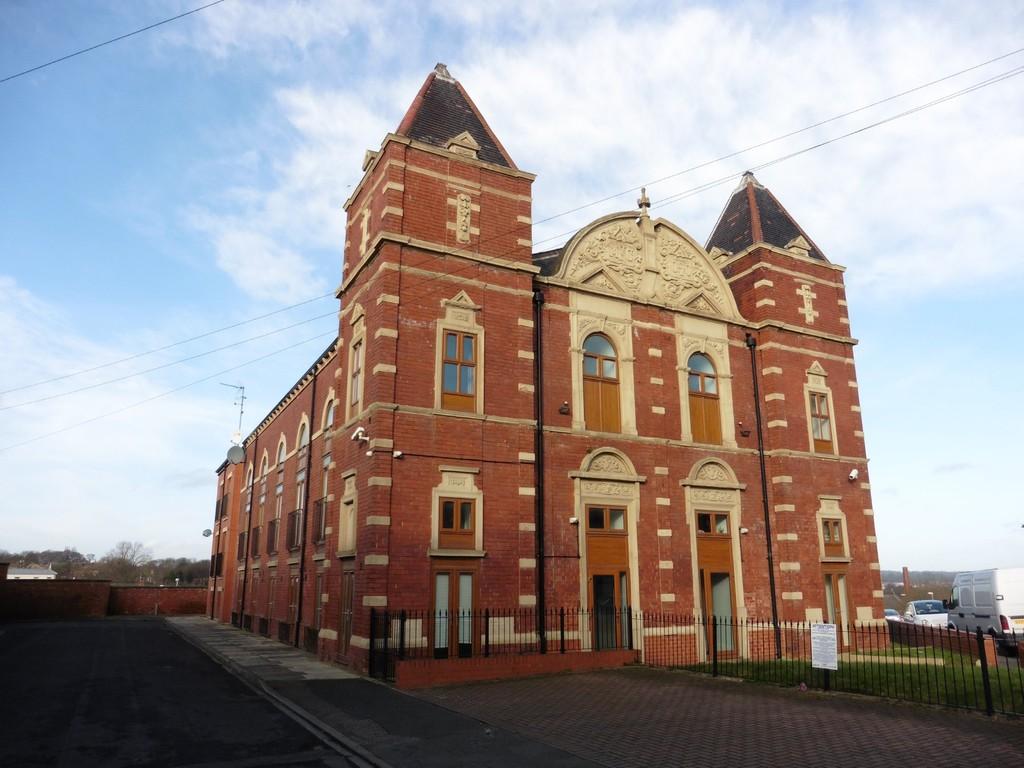 Bexley Hall, Hall Road