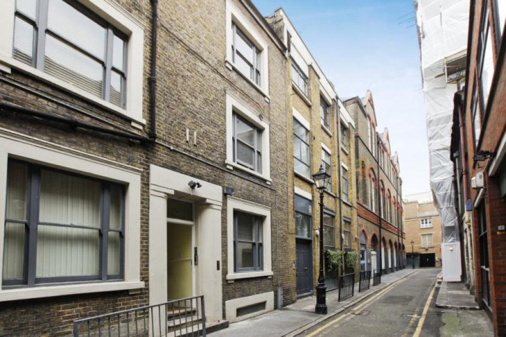 Hanway Place, Fitzrovia thumbnail