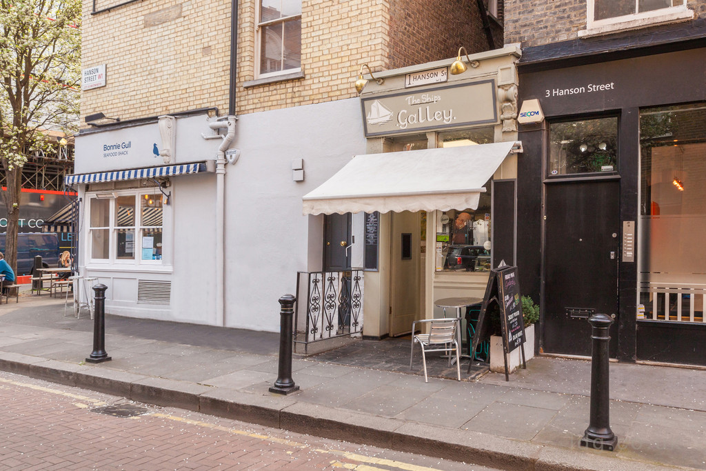 Hanson Street, Fitzrovia, London, W1 thumbnail