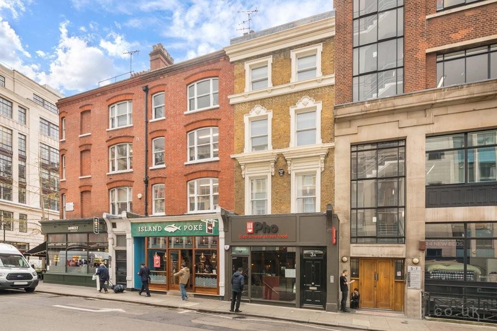 Great Titchfield Street, Fitzrovia, London thumbnail