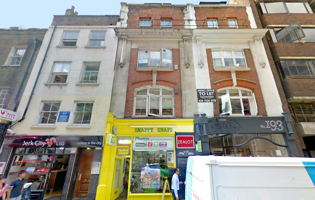 Wardour Street, Soho, London, W1 thumbnail