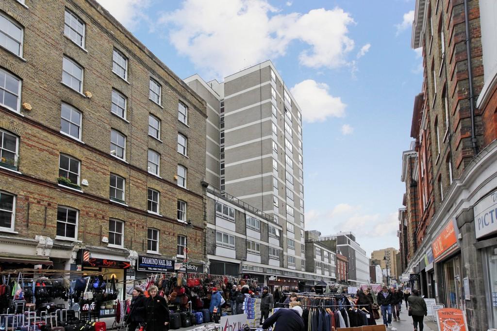 Leather Lane, Farringdon, London, EC1 thumbnail