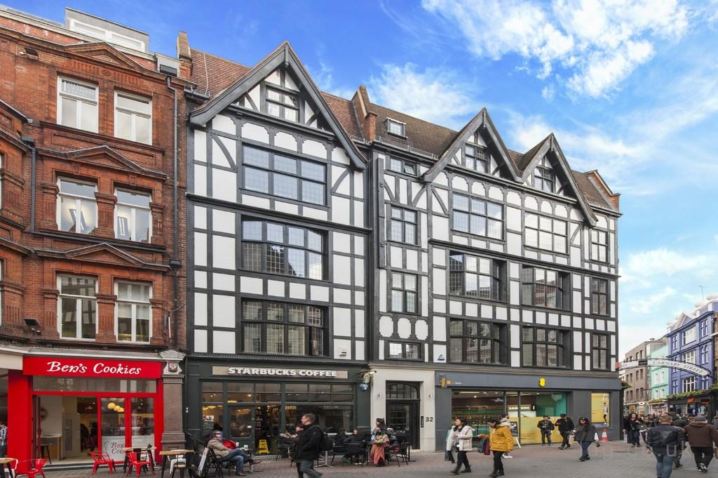 Great Marlborough Street, Soho, London, W1 thumbnail