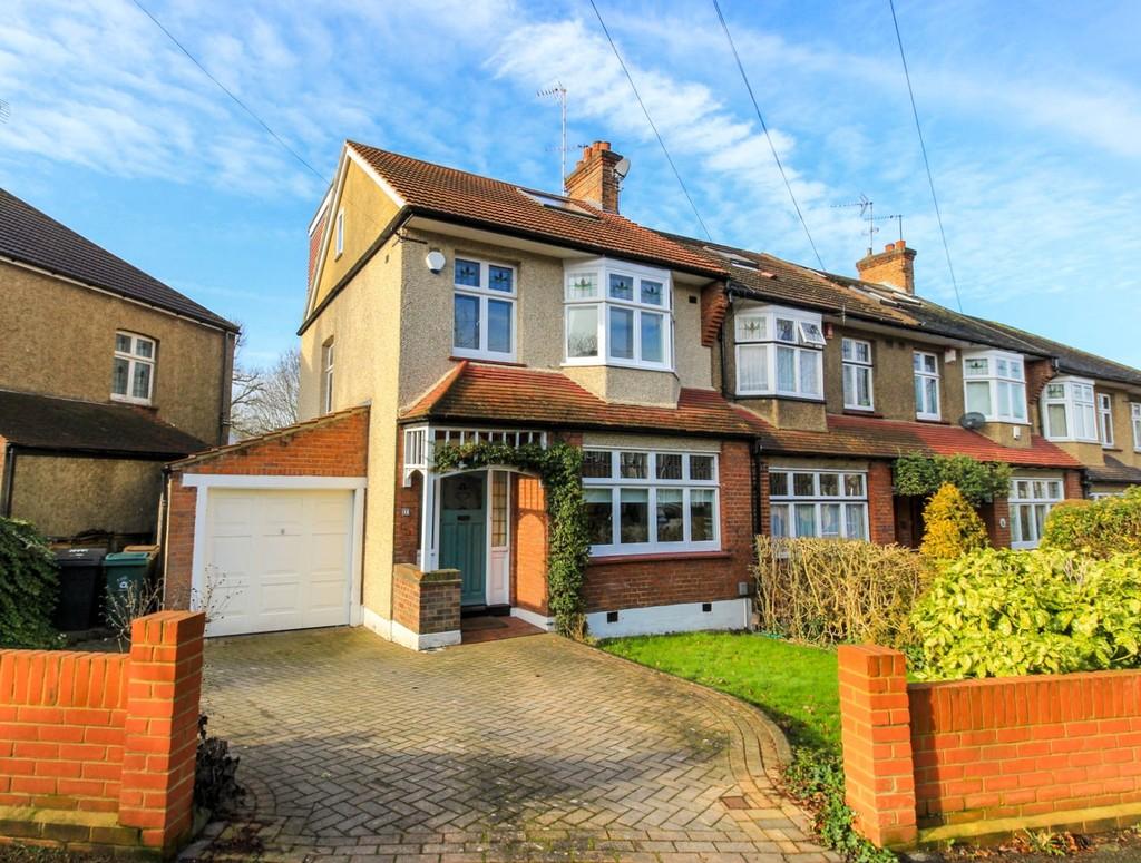 Oak Hill Crescent, Woodford Green