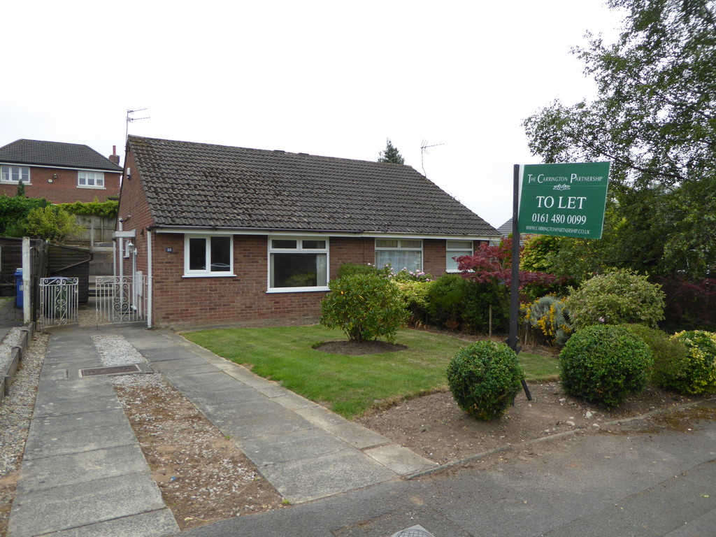 2 Bedroom Semi-detached Bungalow Bungalow To Rent - Image 1