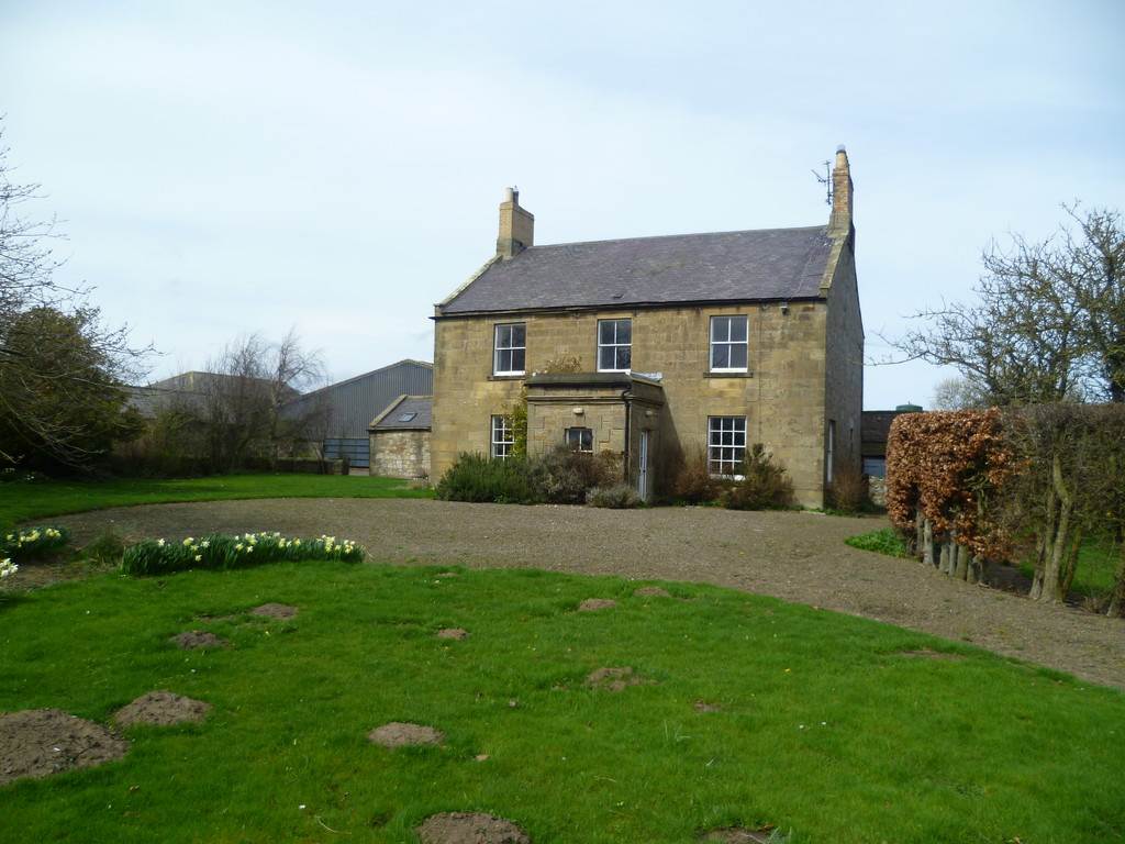 Longbank Farmhouse