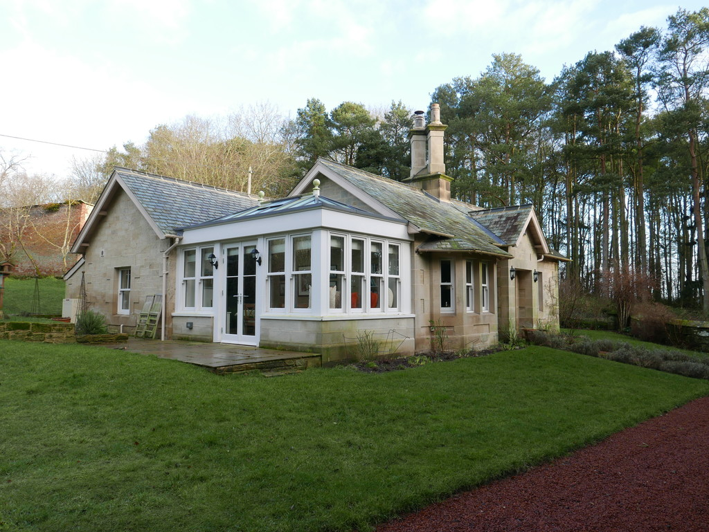 Trewhitt Hall Lodge