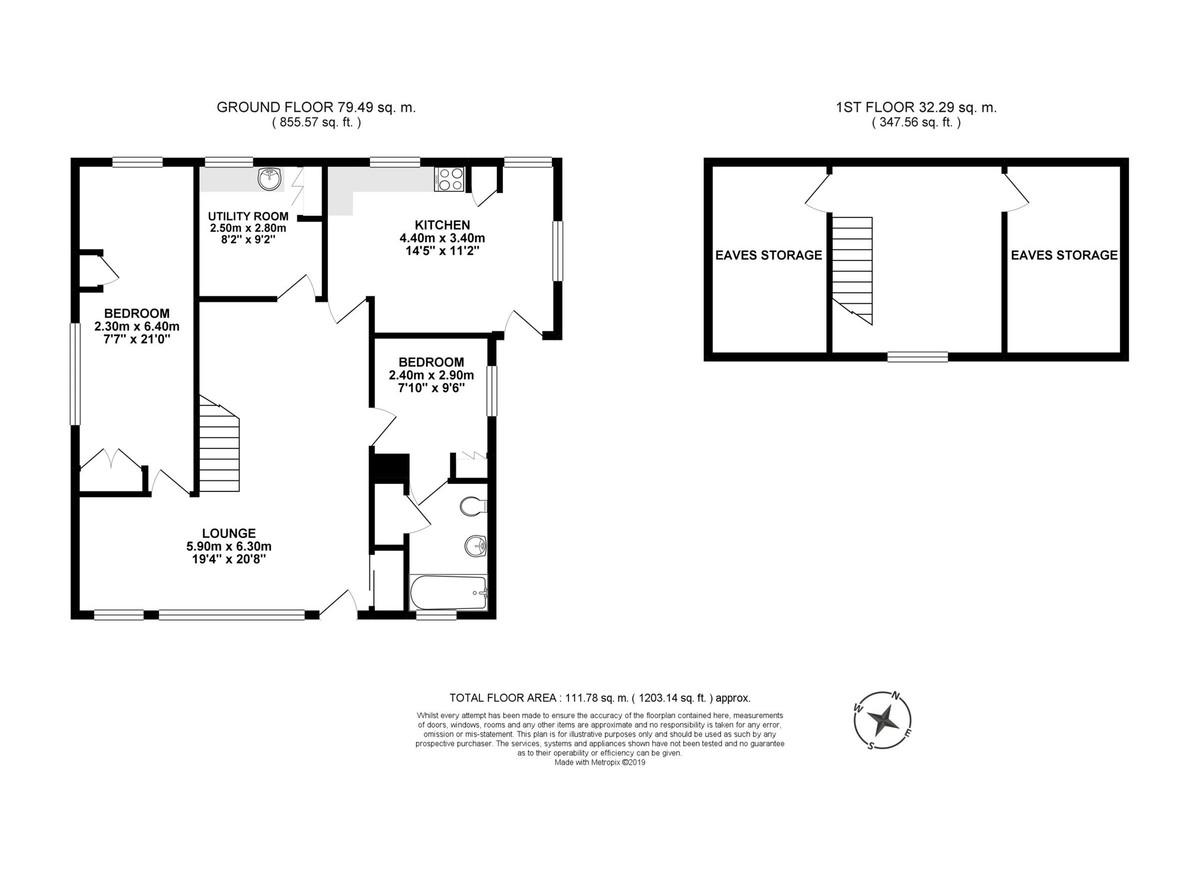 Shepperton floorplan