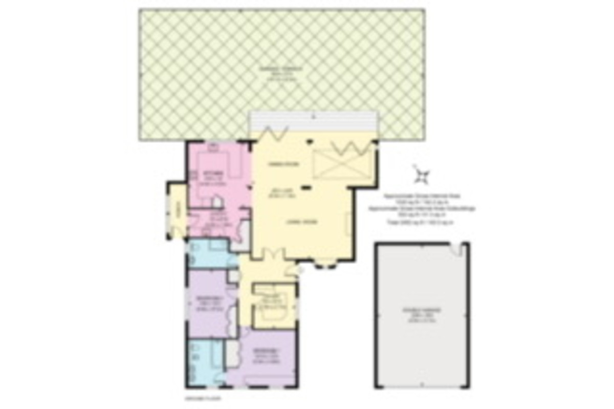 Weybridge floorplan