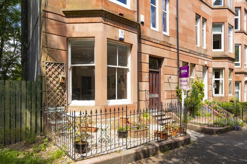 Bellwood Street, Shawlands, Glasgow