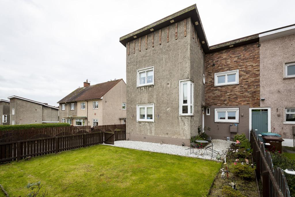 Allan Street, Coatbridge, Lanarkshire