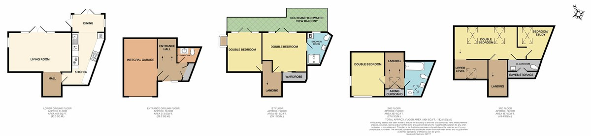 Velsheda Court, Hythe Marina Village, Southampton floorplan
