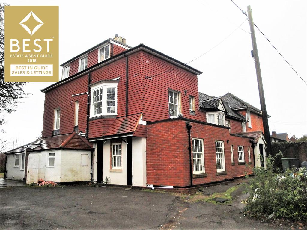 Gosport Lane, Clay Hill, Lyndhurst