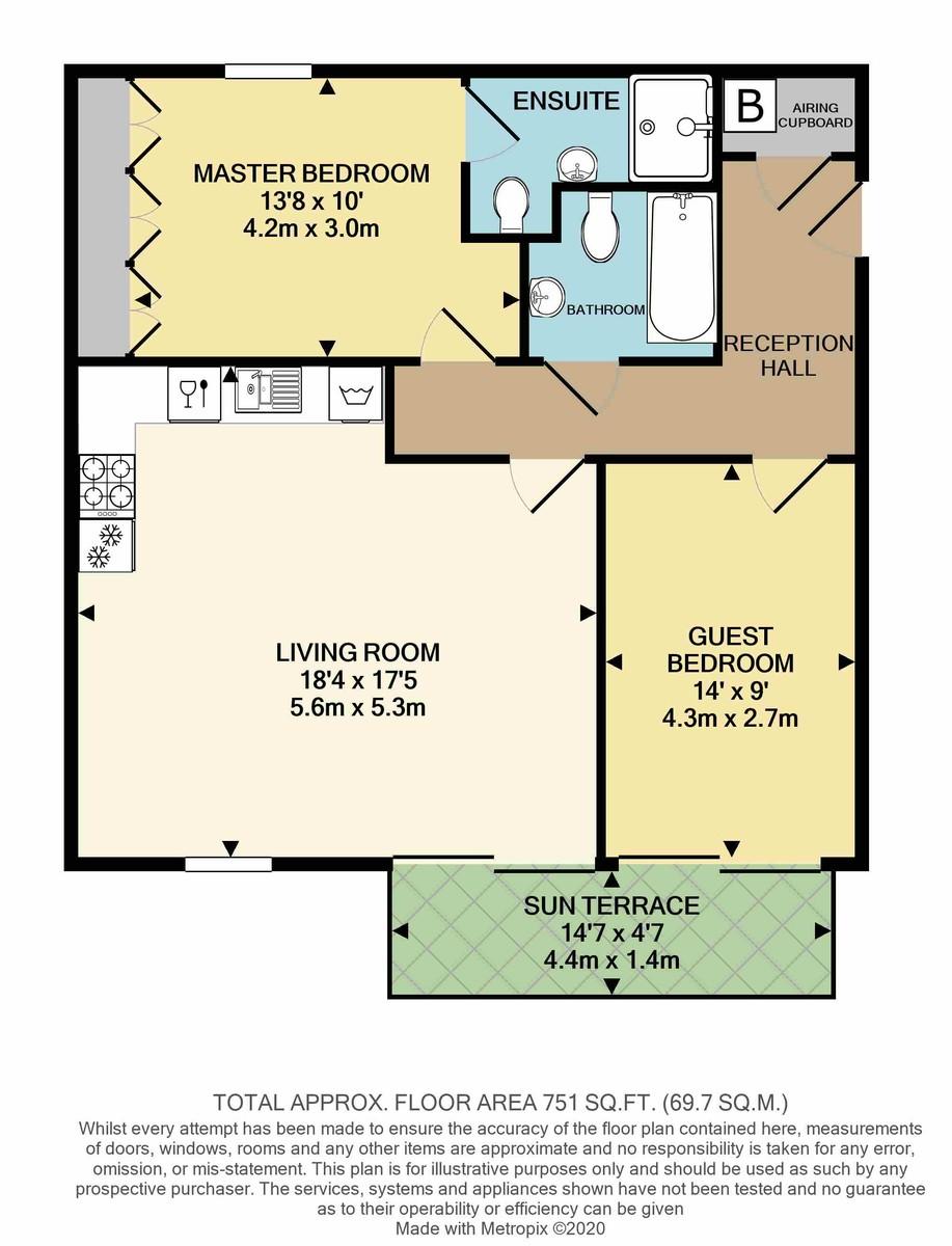 Davidson Close, Hythe, Southampton floorplan