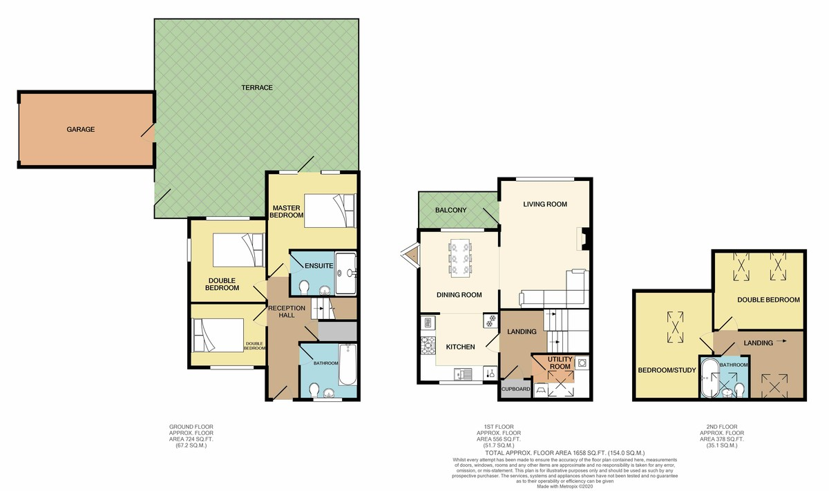 Hythe, Southampton floorplan