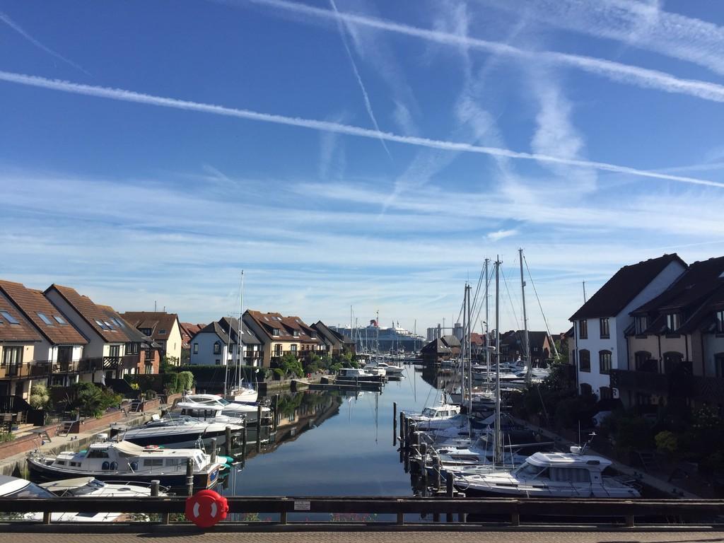 Endeavour Way, Southampton 1