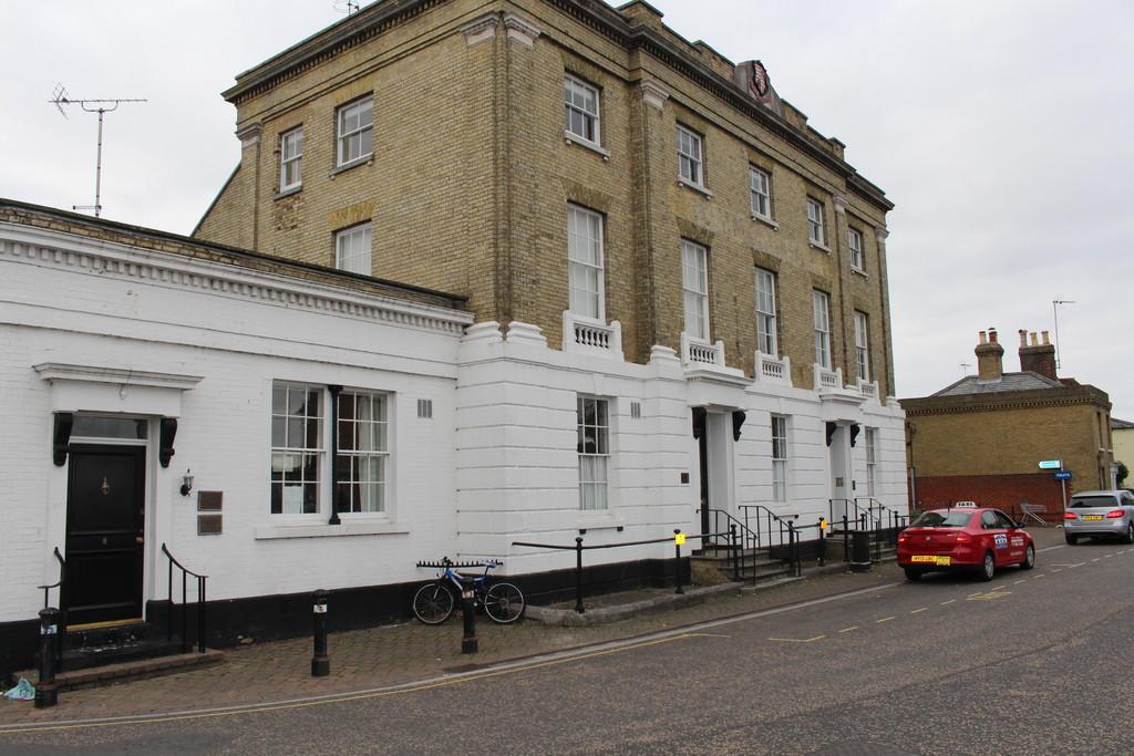 Drummond Court, Prospect Place, Hythe