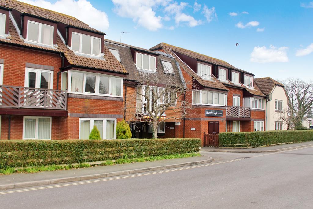 Homeborough, Brinton Lane, Hythe