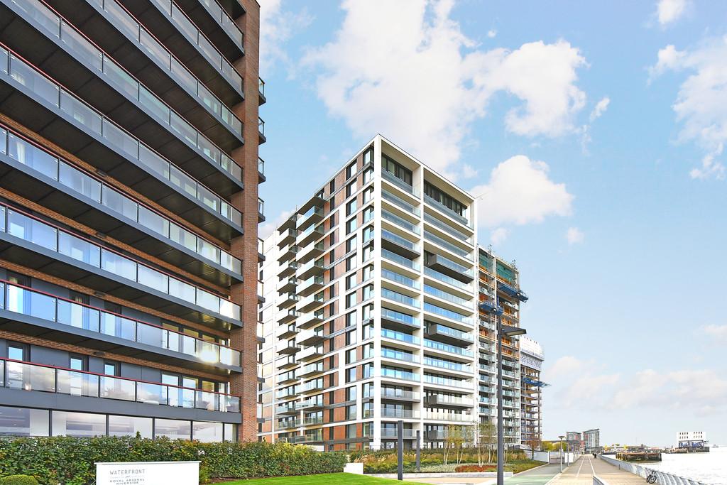 Hampton Apartments, Royal Arsenal Riverside SE18