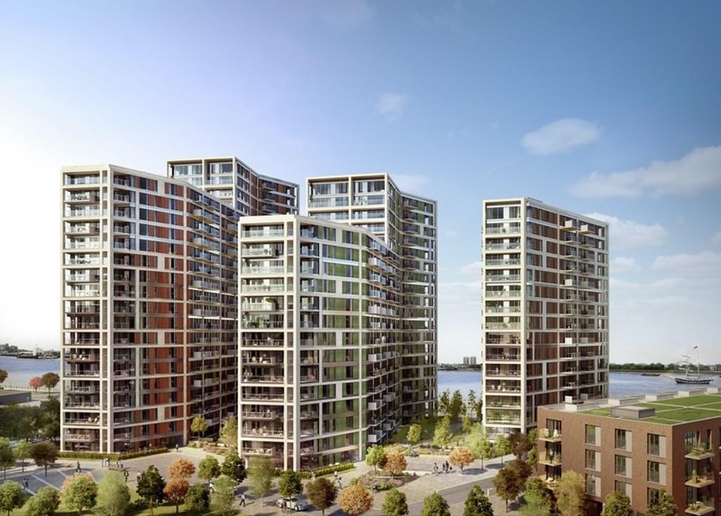 Waterfront II, Royal Arsenal Riverside