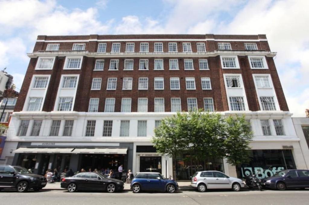 St. George Court, Brompton Road, London SW3