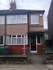 Chestnut Grove, Wavertree, Liverpool 15