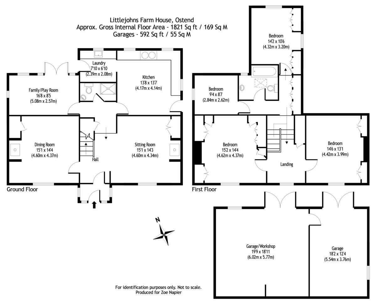 Burnham-on-Crouch floorplan