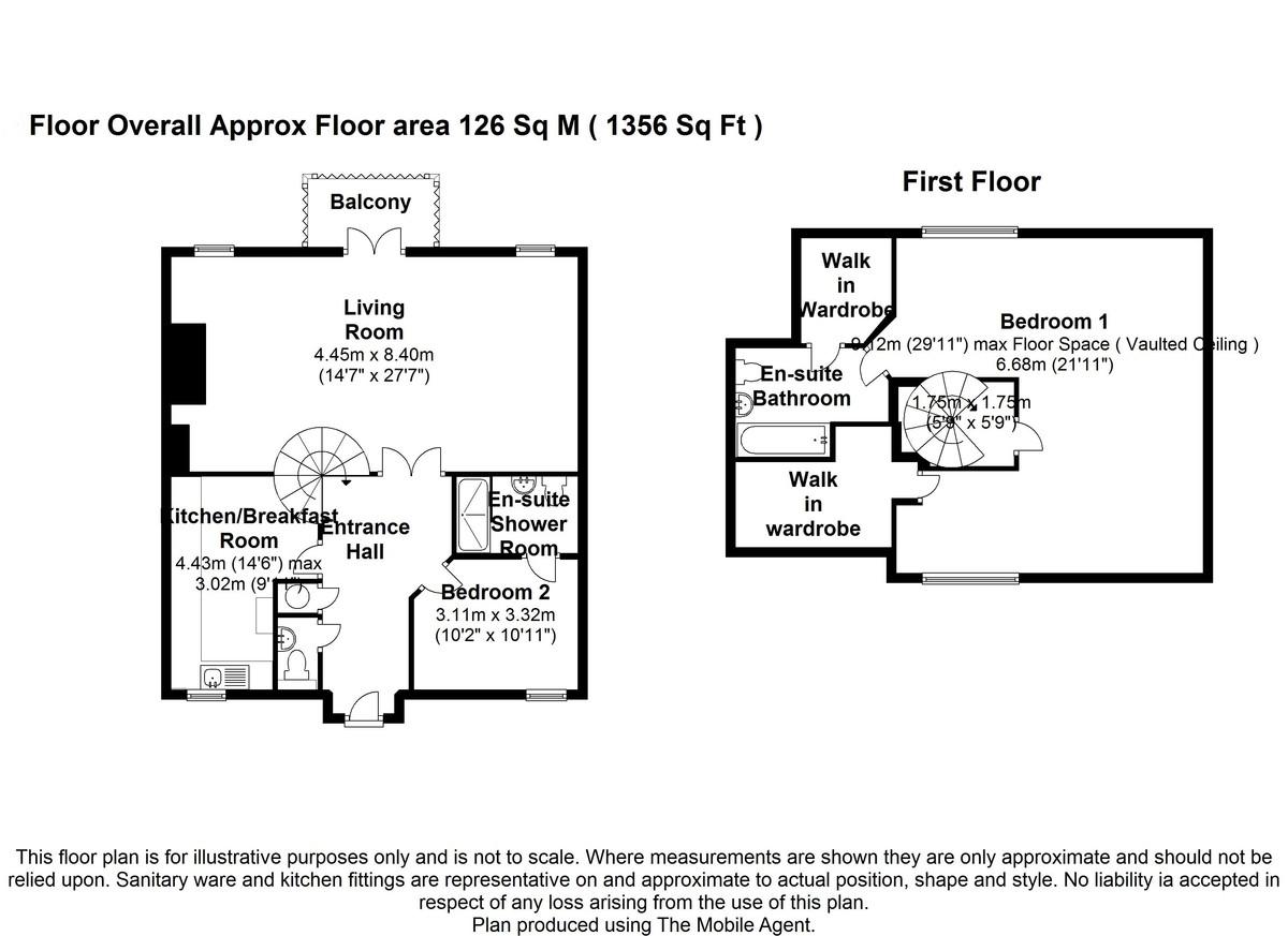 Maldon, Essex floorplan