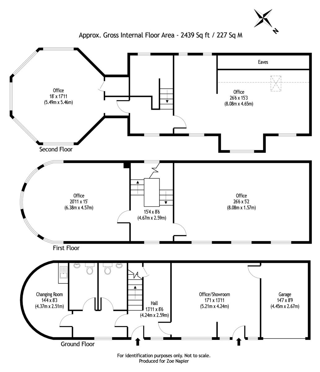 Chandlers Quay, Maldon floorplan