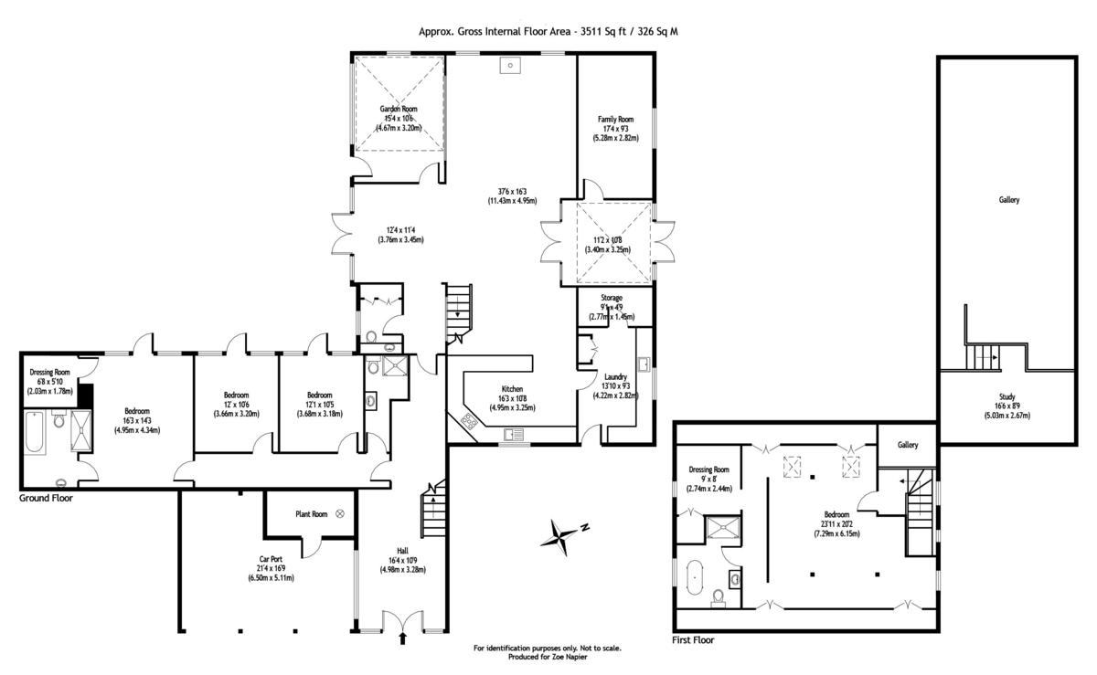 West Mersea, Colchester floorplan