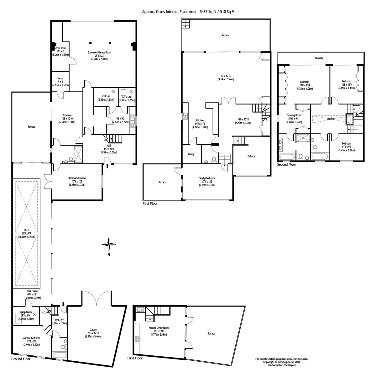 Burnham-on-Crouch, Essex floorplan