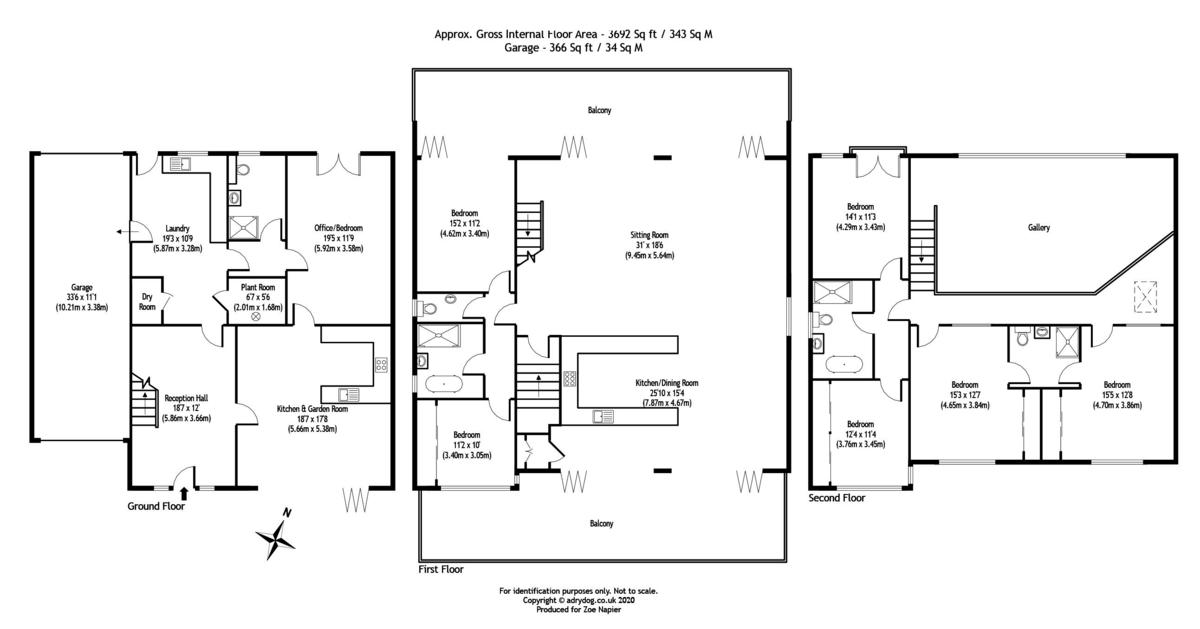 Hullbridge, Hockley floorplan