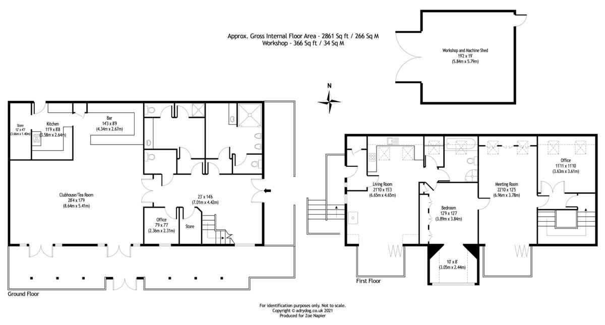 Clare floorplan