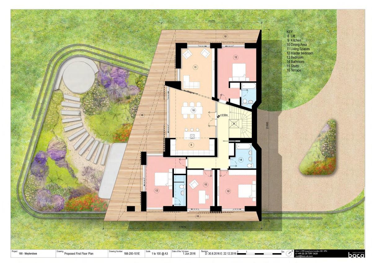 DEVELOPMENT OPPORTUNITY - Mayland, Chelmsford floorplan