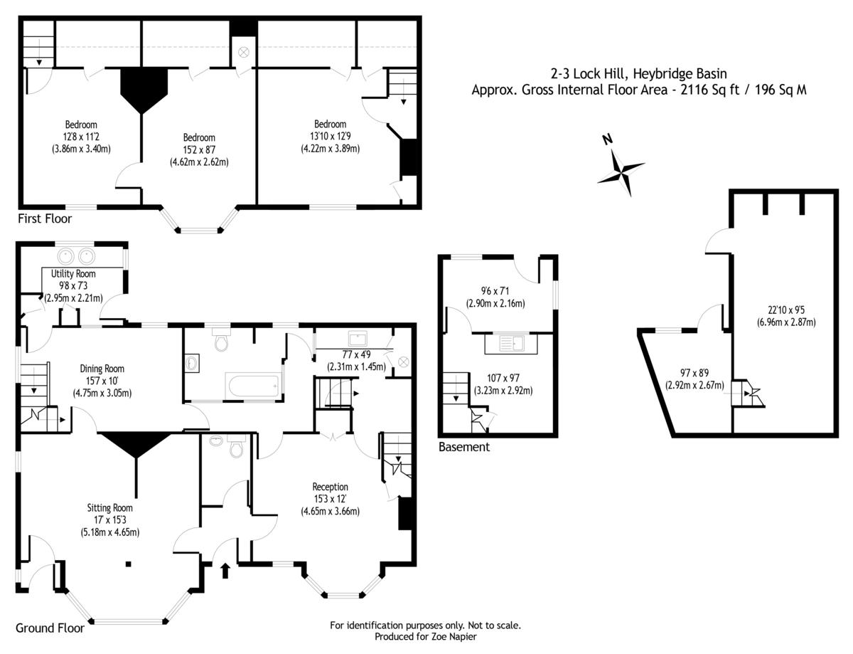 Heybridge Basin, Maldon floorplan