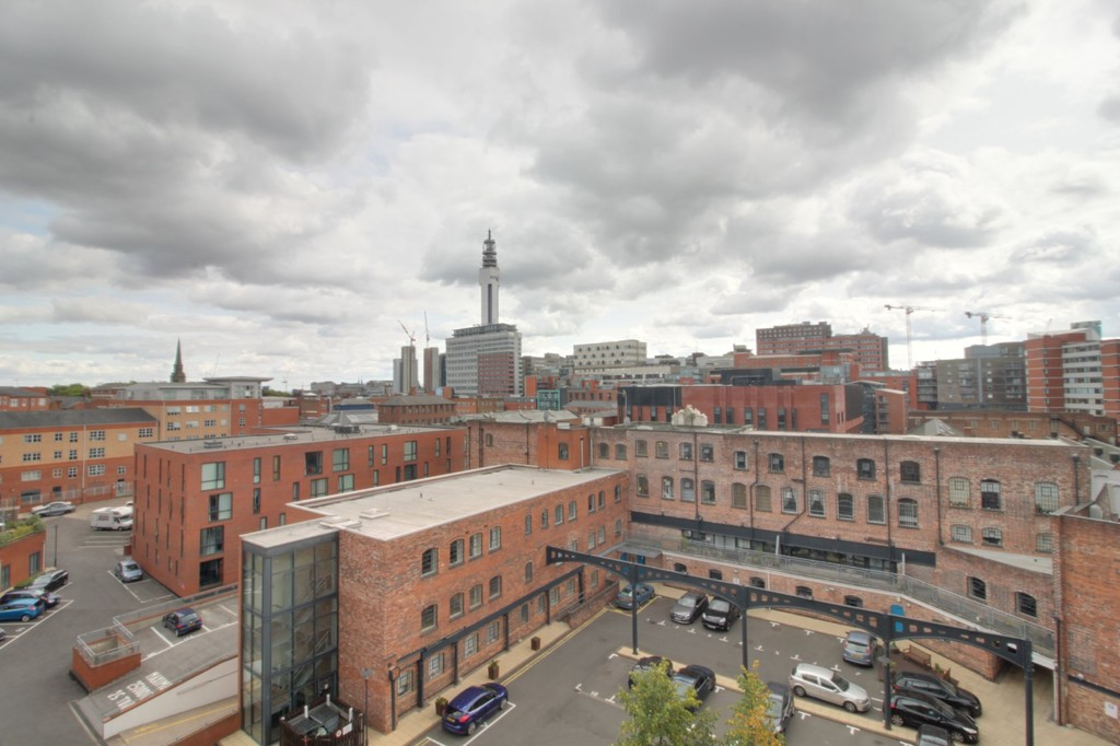 Image 1/13 of property Q Apartments, 21 Newhall Hill, Birmingham, B1 3JA