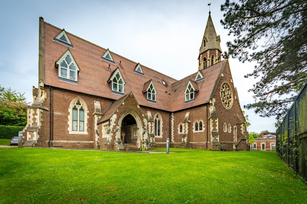 St James Church Charlotte Road