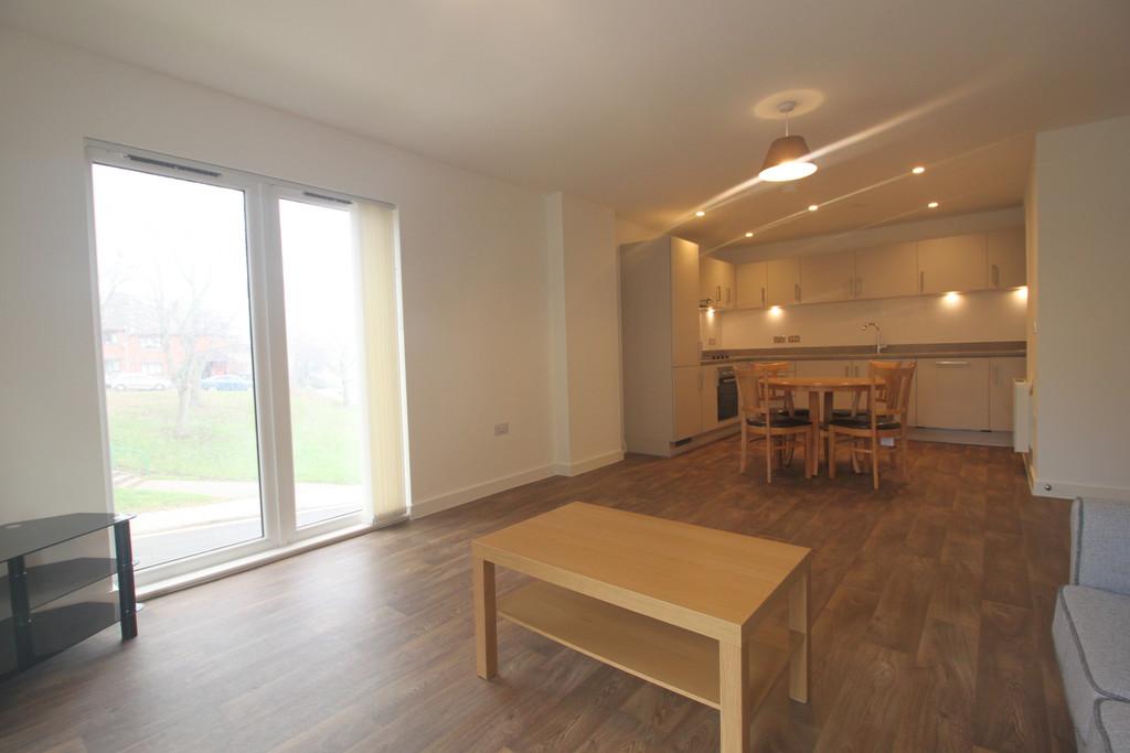 Roosevelt Apartments, 1 Lexington Gardens, Birmingham City Centre, B15 2DU Image - 5