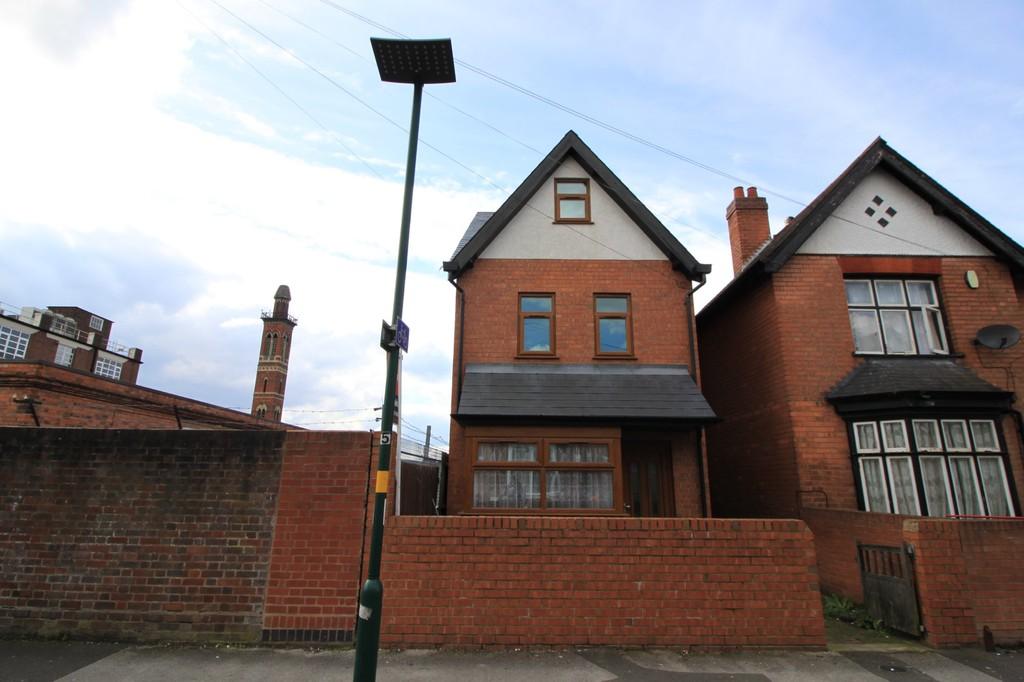 Harold Road, Edgbaston