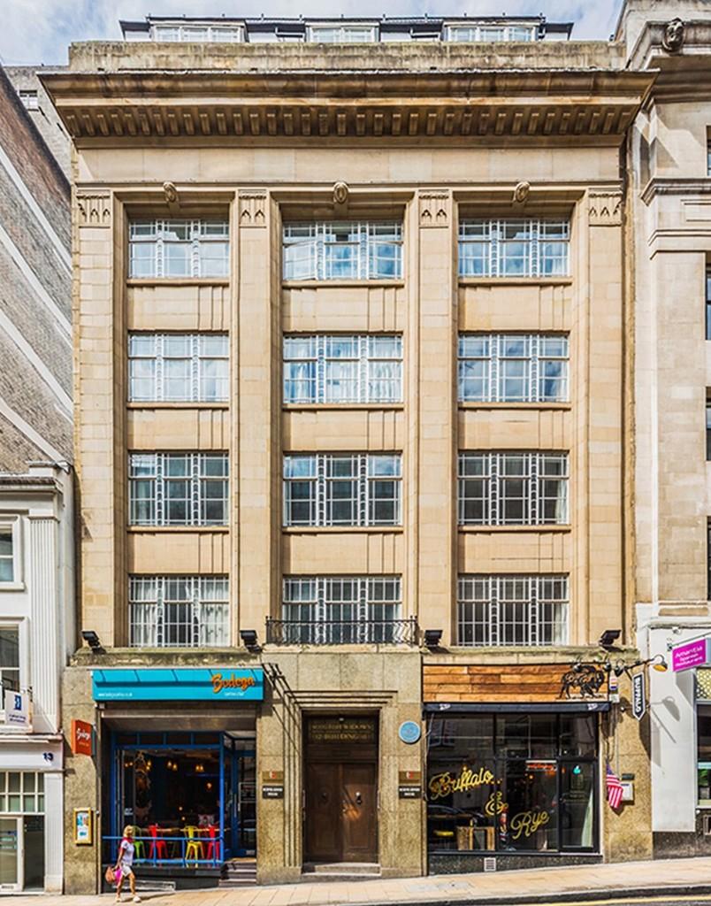 Image 1/7 of property Burne Jones House, 11-12 Bennetts Hill, Birmingham City Centre, B2 5RS