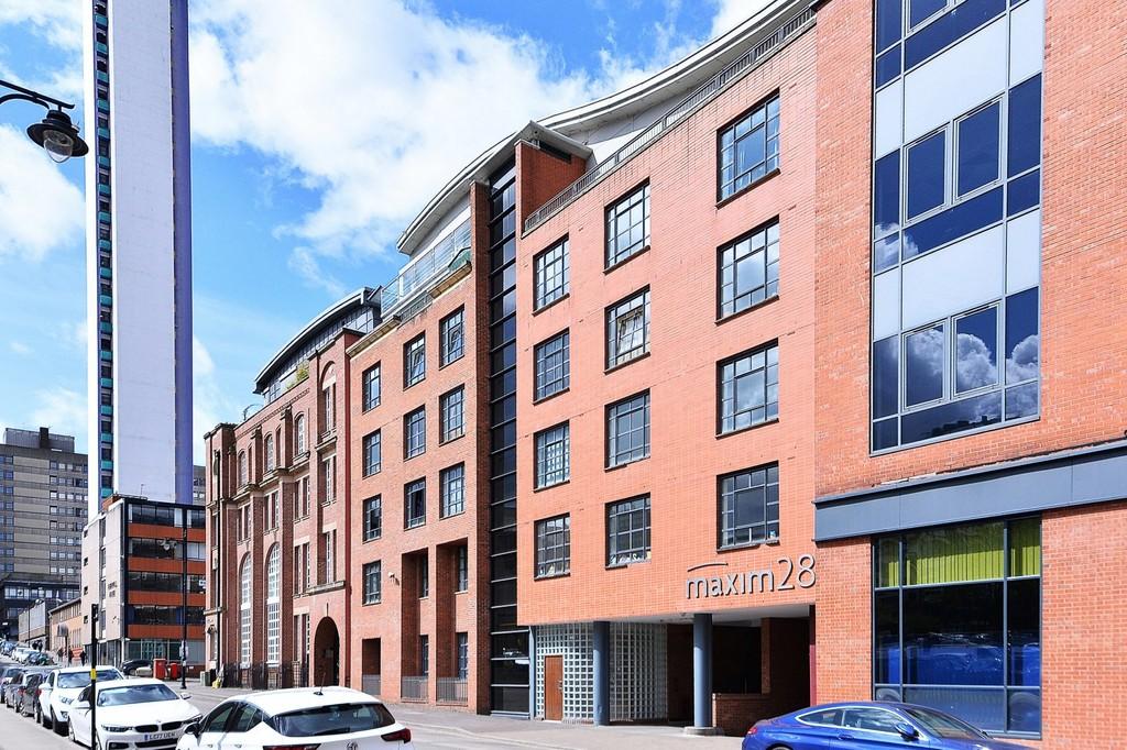 Image 7/12 of property Maxim 28, 21 Lionel Street, Birmingham, B3 1AT