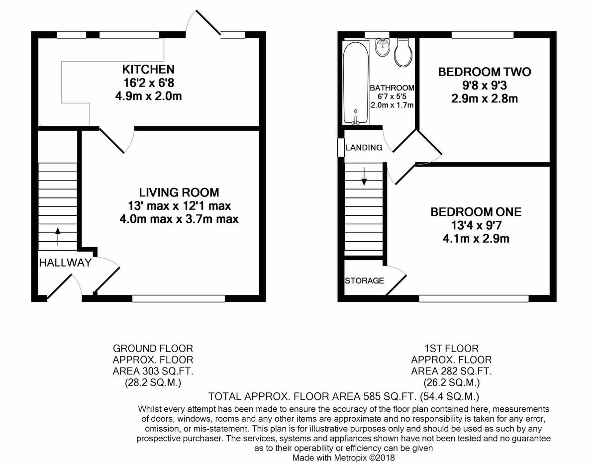 Lygon Grove, Quinton floorplan 1 of 1